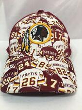 Washington Redskins NFL Football Team Apparel Adjustable Cap Hat One Size 🏈