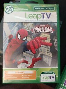 LeapFrog LeapTV Marvel Ultimate Spider-Man ( Reading )