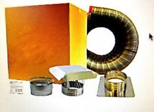"Chimney Liner **INSERT** Kit 6"" x 20' w/ 1/2"" Insulation Kit *DO IT YOURSELF!*"