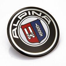 "4x 56mm 2.2"" car Wheel Center Hub Cap Emblem Badge Decal Sticker for BMW ALPINA"