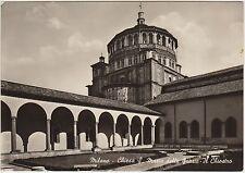 MILANO - CHIESA S.MARIA DELLE GRAZIE - ILCHIOSTRO 1953