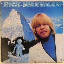 RICK WAKEMAN - vintage vinyl LP - Rhapsodies - gatefold