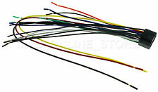 WIRE HARNESS FOR KENWOOD KDC-BT652U KDCBT652U KDC-BT752HD KDCBT752 *SHIPS TODAY*