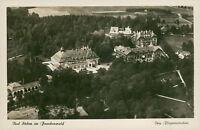 Ansichtskarte Bad Steben im Frankenwald Orig. Fliegeraufnahme  (Nr.9227)