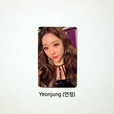 WJSN COSMIC GIRLS 6th Mini Album WJ STAY? Official Photocard - YEONJUNG Ver.II