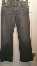 WOMEN'S JEANS 7 FOR  ALL MAN KIND size 27
