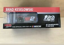 Snap on Tools 100th Limited Edition Brad Keselowski Die Cast NASCAR 1:24 Scale