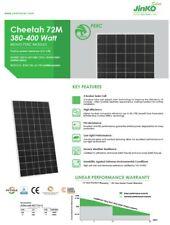 40 Panels/ 400 watt solar panel Jinko Panels Pick Up Preferred,
