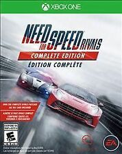 Need for Speed: Rivals Complete Edition UNUSED CODE (Xbox One) - COMPLETE