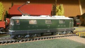 HAG échelle ho locomotive SUISSE