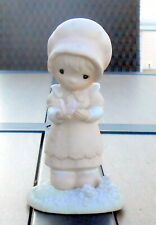 "Precious Moments Figurine - ""We Are God's Workmanship"""