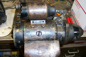 Buick 322 DELCO REMY DD STARTER 5J22 DATE CODED