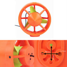 ROV Underwater motor paddle propeller for Fishing boat kayaking Accessories 800W