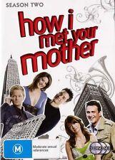 HOW I MET YOUR MOTHER : SEASON 2 : NEW DVD