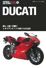 DUCATI Illustrated Encyclopedia Book 4777052141