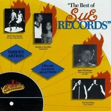 BEST OF SUE RECORDS VARIOUS NEW CD