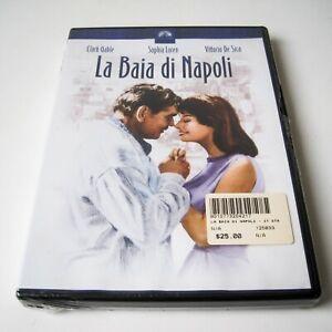 LA BAIA DI NAPOLI (IT STARTED IN NAPLES) - DVD   SEALED