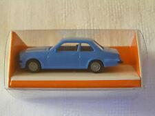 TOP! EUROMODELL Opel Ascona B 400 bleu 1:87 en neuf dans sa boîte!!!