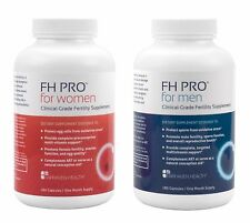 Fairhaven Health FH Pro Clinical Grade Fertility Supplement Men Women Fertilaid