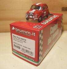 1091. BRUMM R448B Steyr Puch 650TR Rally Montecarlo 1964 Roser-Tusch #12 MB
