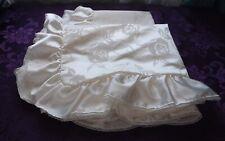Diana Cowpe, vintage ivory pillow shams,