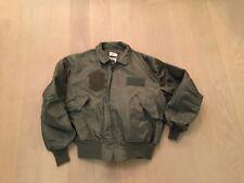 cwu36p flight jacket,excellent used,100% aramid, 2005,us made,issue, xlarge.