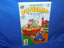 Bongo Comics FUTURAMA #37 VF   Fry, Bender, Leela