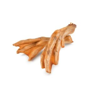 Duck Feet for Dog Chews - 6ct Healthy teeth and Gums