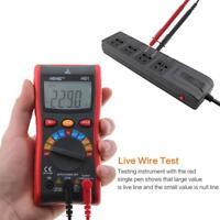 ANENG Auto Range Digital Multimeter Backlight AC/DC Ammeter Voltmeter Ohm Meter