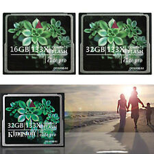 8GB Camera Flash  CF Card Extreme Memory Card Ultimate 133X Elite Pro For Camera