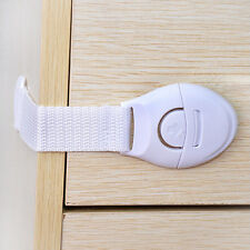 Child Infant Toddler Safety Locks for Fridge Drawer Door Cupboard Cabinet Ef