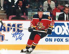 MARK PARRISH Florida PANTHERS Autographed Signed #21 8x10 Photo NHL HOCKEY wCOA