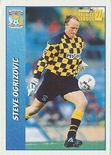 N°130 STEVE OGRIZOVIC COVENTRY CITY.FC STICKER MERLIN PREMIER LEAGUE 1997