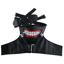 MACTING Tokyo Ghoul Kaneki Ken Cosplay Mask Halloween Party Cool Mask Prop Top