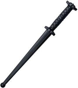"Cold Steel Black Santoprene Rubber Rondel Trainer Dagger 17.125"" 92RDNDL **NEW**"
