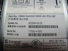 Extreme Networks Summit 300W AC PSU BF 10943