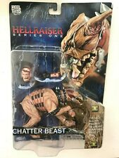 "BNIB 2003 NECA 7"" HELLRAISER SERIES 1 CHATTER BEAST ACTION FIGURE CLIVE BARKER"