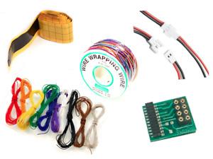 DCC & DCC Sound Accessories, Hornby, Bachmann, Dapol, Heljan, Lima, Lighting Kit