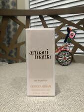 Armani Mania Perfume GIORGIO ARMANI 1.7 oz 50 ml EDP Eau de Parfum Spray Women