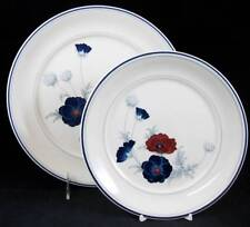 Noritake HARLEQUIN Dinner Plate & Salad Plate 9121 LIGHT USE