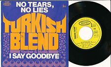 "TURKISH BLEND 45 TOURS 7"" FRANCE NO TEARS NO LIES (AHMED HATTAB BACHAMMAR)"