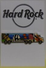 Hard Rock Cafe Pin Keep on Truckin Cozumel 2005 Pin LE 300