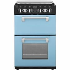 Stoves RICHMOND550DFW Free Standing Dual Fuel Cooker with Gas Hob 55cm Days