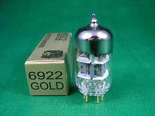 6922 Electro Harmonix GOLD Tube ( E88CC 6DJ8 ECC88 -> tube amp
