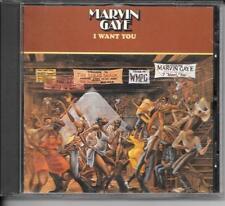 CD ALBUM 14 TITRES--MARVIN GAYE--I WANT YOU--