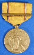 UNITED STATES AMERICAN DEFENSE SERVICE MEDAL WITH FOREIGN SERVICE BAR      R8392