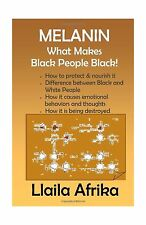 Melanin: What makes Black People Black Free Shipping