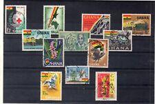 Ghana Valores del año 1963-67 (DK-682)
