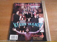 Addams Family film Make-Up Artist magazine 7 1997 Kevin Haney AirBrush
