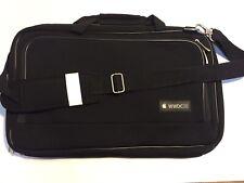 Apple WWDC 2008 Laptop Computer Bag Black New